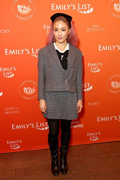 """Gray Skirt「EMILY's List's """"Resist, Run, Win"""" Pre-Oscars Brunch」:写真・画像(11)[壁紙.com]"""