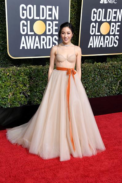 Beige Dress「76th Annual Golden Globe Awards - Arrivals」:写真・画像(19)[壁紙.com]