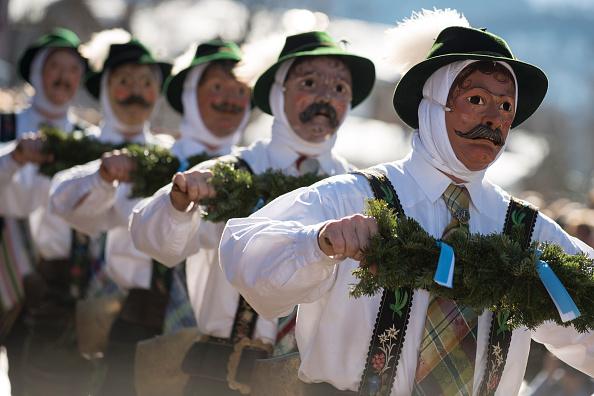 Bavaria「German Karwendel Region Celebrates Carnival」:写真・画像(16)[壁紙.com]
