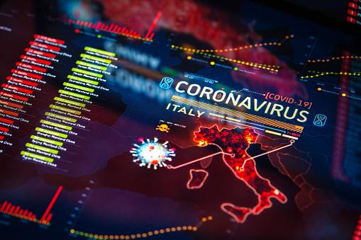 Weapon「Coronavirus Outbreak in Italy」:スマホ壁紙(7)