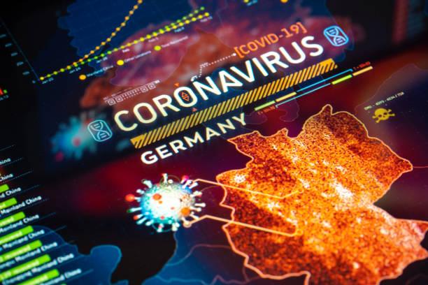 Coronavirus Outbreak in Germany:スマホ壁紙(壁紙.com)