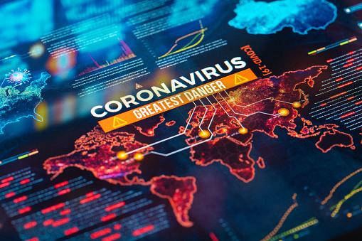 Big Data「Coronavirus Greatest Danger」:スマホ壁紙(17)