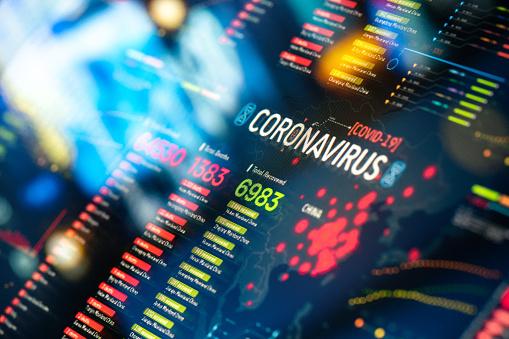 Weapon「Coronavirus Outbreak Statistics」:スマホ壁紙(4)