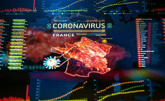 France「Coronavirus Outbreak in France」:スマホ壁紙(5)