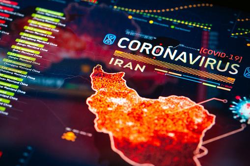 Iran「Coronavirus Outbreak in Iran」:スマホ壁紙(11)
