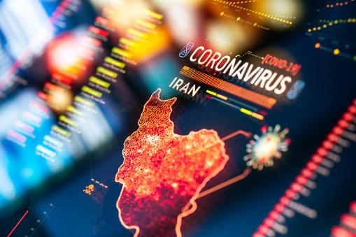 Southern countries「Coronavirus Outbreak in Iran」:スマホ壁紙(17)