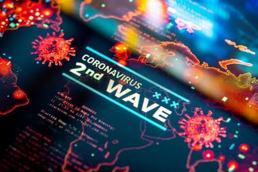 Rock Music「Coronavirus Second Wave」:スマホ壁紙(9)
