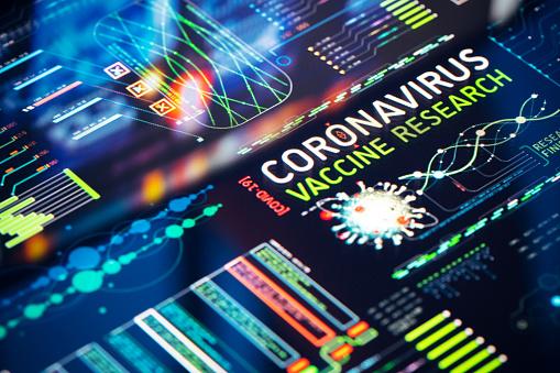 Poisonous「Coronavirus Vaccine Research」:スマホ壁紙(9)