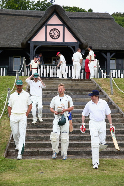 Idyllic「Getty Images Cricket Day At Wormsley」:写真・画像(16)[壁紙.com]