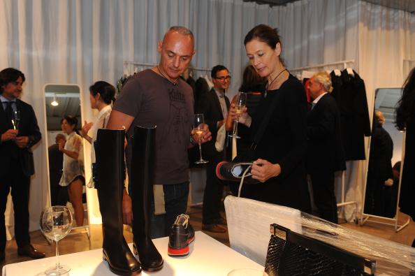 "Condiment「Maison Martin Margiela & Relish Join Forces For ""Tabi Shoe Maker"" Exhibition」:写真・画像(13)[壁紙.com]"