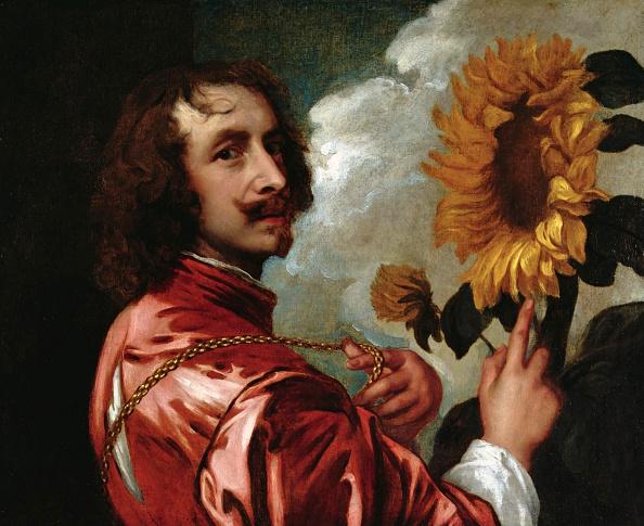 Baroque Style「Self-Portrait」:写真・画像(2)[壁紙.com]