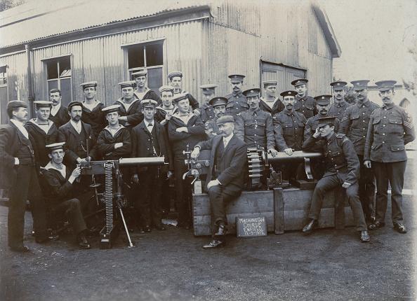 1900-1909「Machine Gun Course」:写真・画像(9)[壁紙.com]