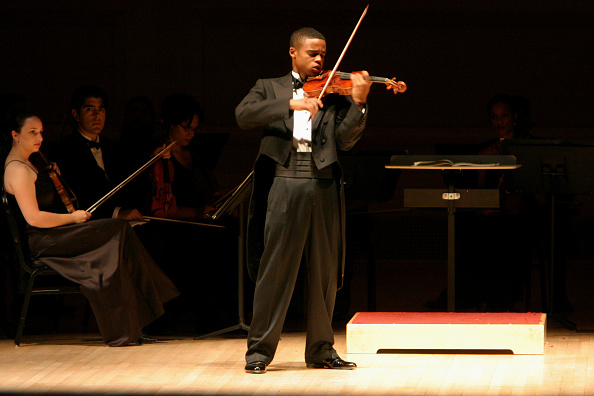Violin「Inaugural Sphinx Gala Concert」:写真・画像(3)[壁紙.com]