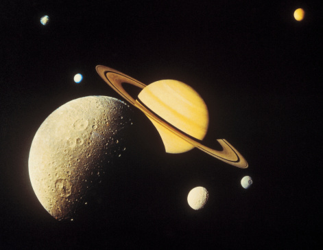 Solar System「view of planets in the solar system」:スマホ壁紙(5)