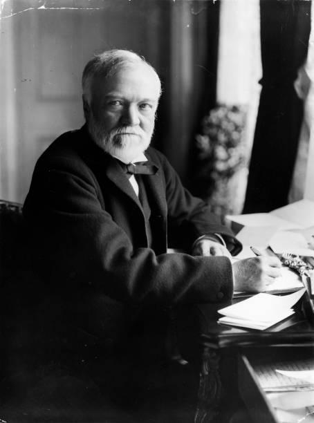 Andrew Carnegie:ニュース(壁紙.com)