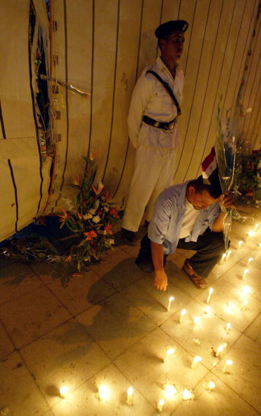 Wall - Building Feature「Investigation Continues After Egyptian Resort Bombing」:写真・画像(10)[壁紙.com]
