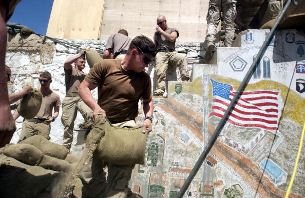 Sand Trap「Remaining Al-Qaeda And Taliban Forces Still A Threat In Afghanistan」:写真・画像(6)[壁紙.com]