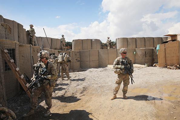 対テロ戦争の写真・画像 検索結...