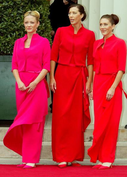 Bridesmaid「Wedding Of Danish Crown Prince Frederik and Mary Donaldson」:写真・画像(4)[壁紙.com]