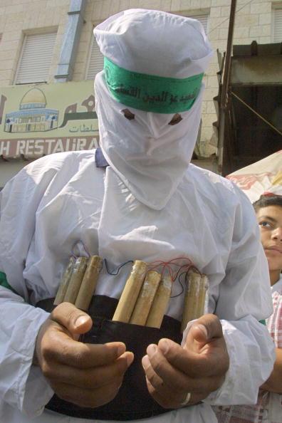 Suicide Bombing「Hamas Militant Assasinated」:写真・画像(0)[壁紙.com]