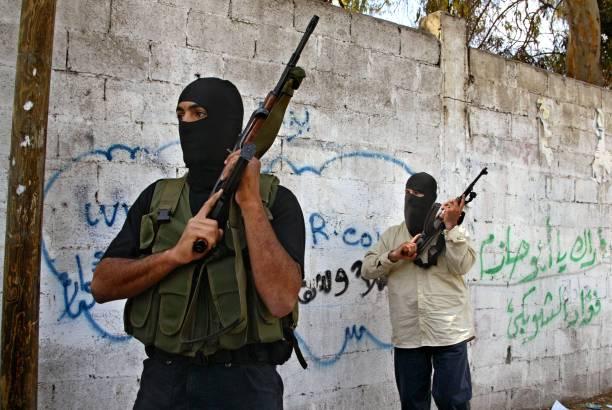 Palestinian Police Arrest Gunmen Who Stormed Palestinian Health Ministry:ニュース(壁紙.com)