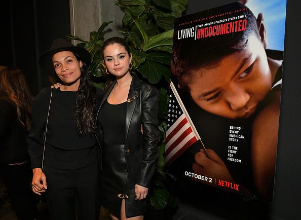 "Selena Gomez「LA Screening For Netflix Doc Series ""Living Undocumented"", Produced By Selena Gomez」:写真・画像(4)[壁紙.com]"