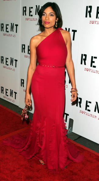 "Hot Pink「Premiere Of ""Rent"" - Arrivals」:写真・画像(16)[壁紙.com]"
