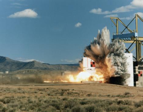 Airplane Crash「Rocket Sled Test of F-4 Phantom Jet」:スマホ壁紙(19)