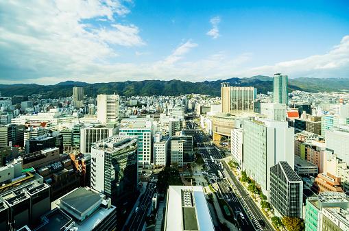 Japan「Japan, Kobe, cityscape」:スマホ壁紙(12)