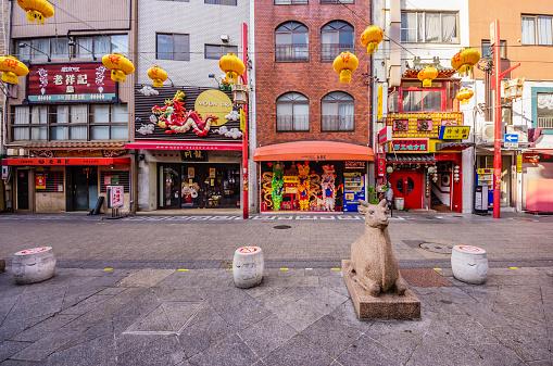 Town「Japan, Kobe, Chinatown」:スマホ壁紙(11)