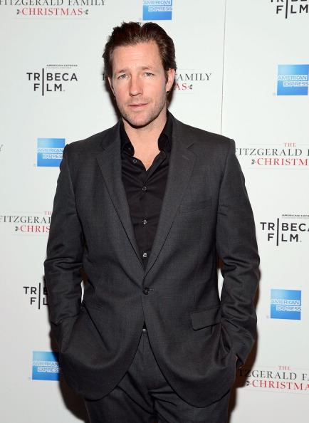 """Three Quarter Length「Tribeca Film's Special New York Screening Of """"The Fitzgerald Family Christmas""""」:写真・画像(8)[壁紙.com]"""