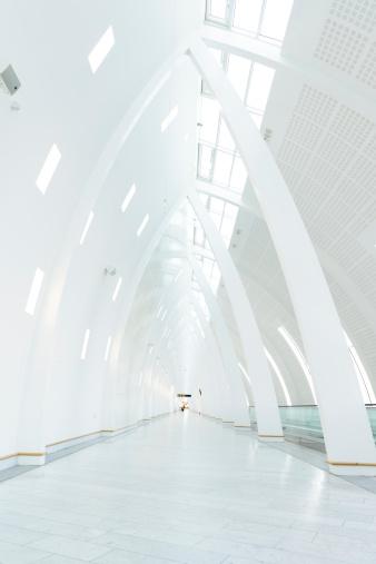 Copenhagen「Modern Airport Architecture」:スマホ壁紙(11)