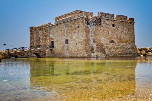 Republic Of Cyprus「Paphos Castle (Cyprus)」:スマホ壁紙(18)