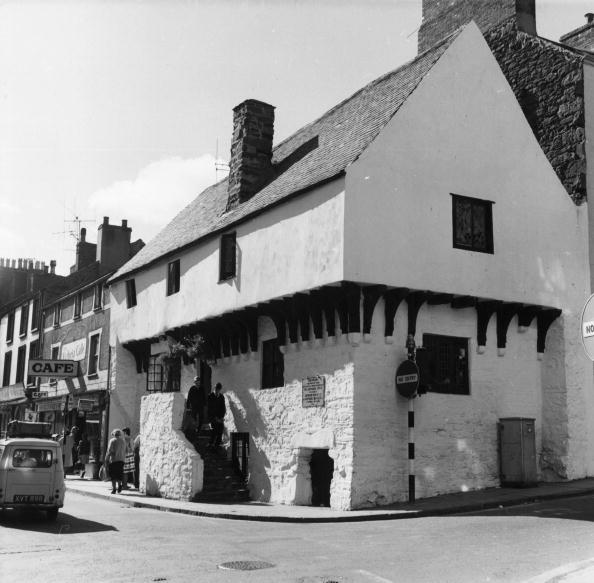Conwy「Oldest House」:写真・画像(4)[壁紙.com]