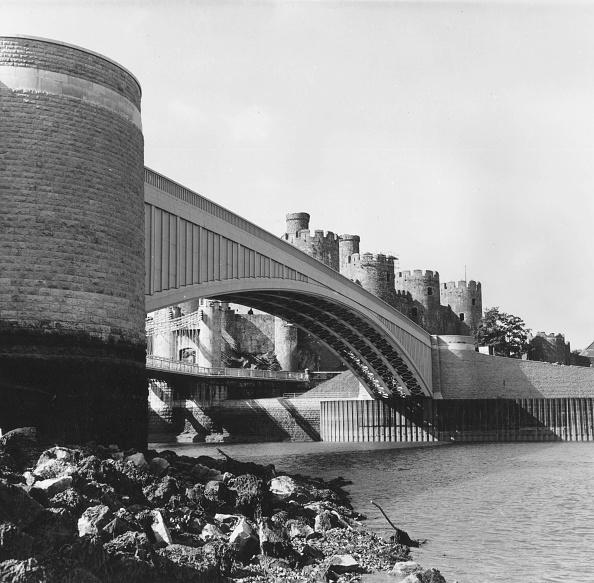 Conwy「New Bridge」:写真・画像(3)[壁紙.com]