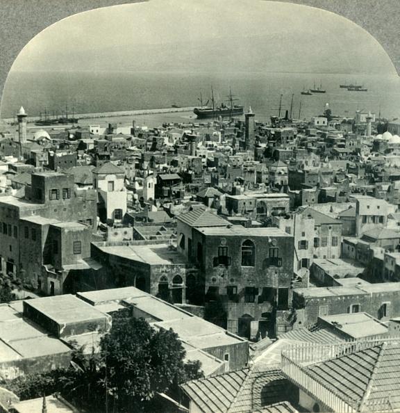 Lebanon - Country「Birds-Eye View Of Beyrouth」:写真・画像(1)[壁紙.com]