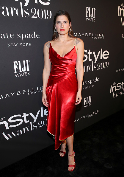 High Low Dress「Fifth Annual InStyle Awards - Red Carpet」:写真・画像(6)[壁紙.com]