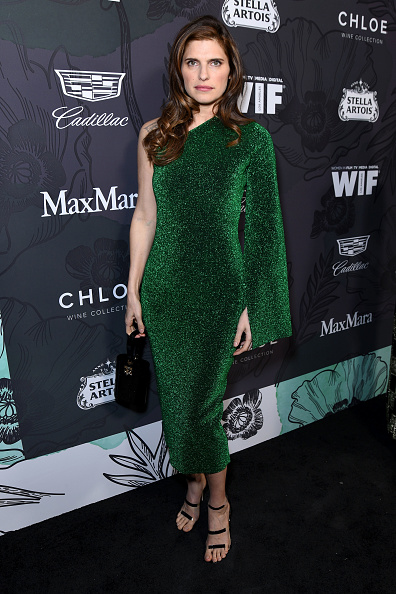 Presley Ann「12th Annual Women In Film Oscar Nominees Party Presented By Max Mara With Additional Support From Chloe Wine Collection, Stella Artois and Cadillac - Red Carpet」:写真・画像(7)[壁紙.com]