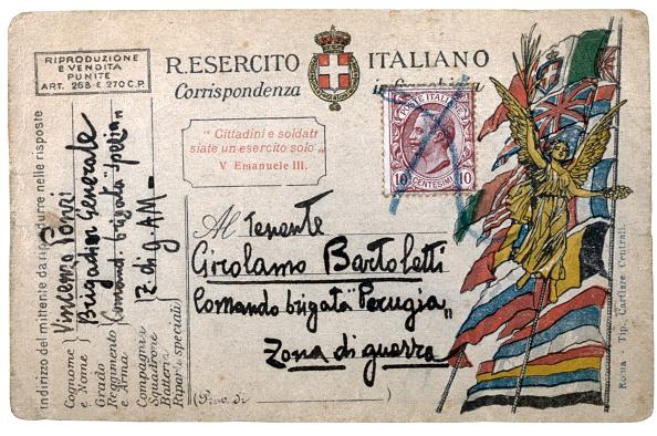 Perugia「A Postcard Of War」:写真・画像(0)[壁紙.com]