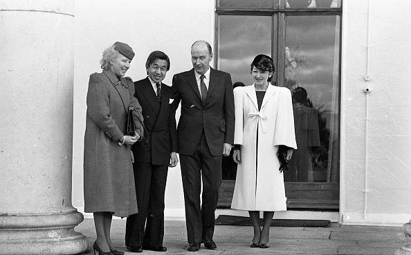 Japanese Royalty「Japanese Royal Visit 1985」:写真・画像(6)[壁紙.com]