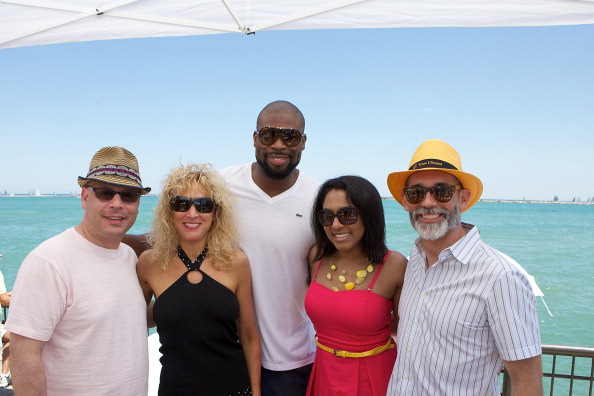 Publisher「Michigan Avenue Magazine And The Chicago Yacht Club Host Ashore Thing Presented By BMO Harris Bank」:写真・画像(13)[壁紙.com]