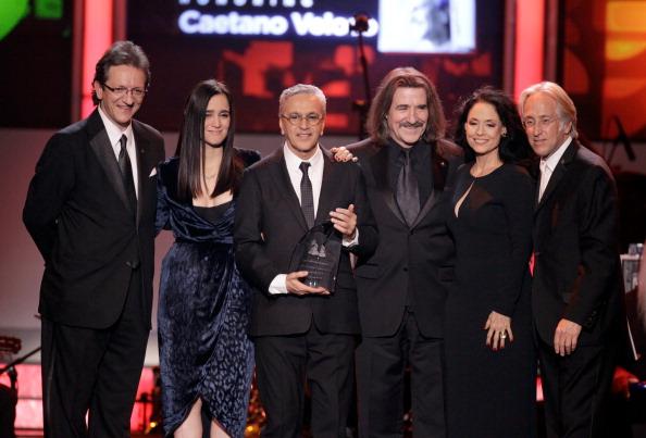 カエターノ ヴェローゾ「2012 Latin Recording Academy Person Of The Year Honoring Caetano Veloso - Show」:写真・画像(11)[壁紙.com]