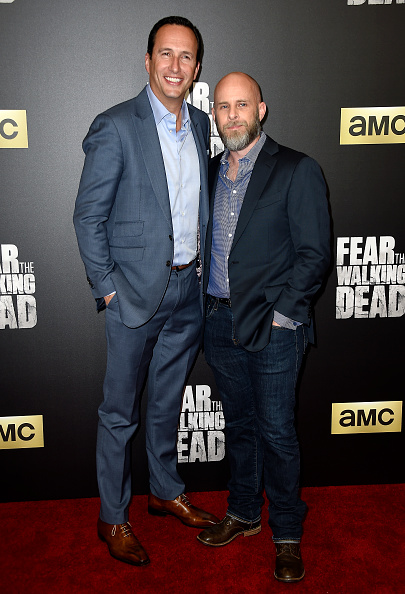 ウォーキング・デッド シーズン2「Premiere Of AMC's 'Fear The Walking Dead' Season 2 - Arrivals」:写真・画像(4)[壁紙.com]