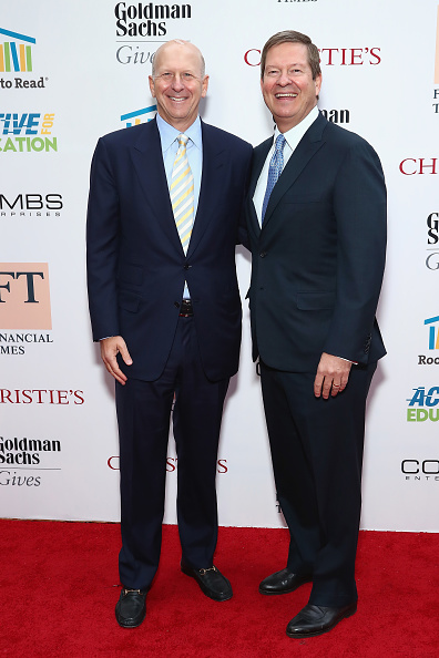 """David M「Room to Read Honors Sean """"Diddy"""" Combs & David M. Solomon for Impact On Global Education At 2017 New York Gala - Red Carpet」:写真・画像(16)[壁紙.com]"""