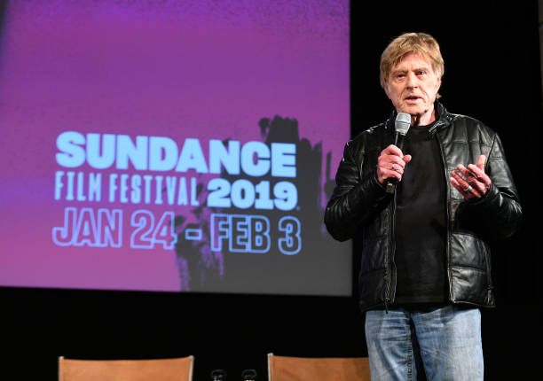 2019 Sundance Film Festival - Day One Press Conference:ニュース(壁紙.com)