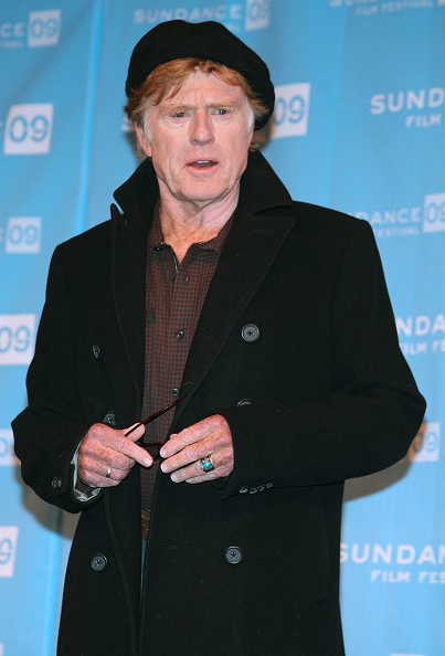 Beret「Opening Day Press Conference - 2009 Sundance Film Festival」:写真・画像(6)[壁紙.com]