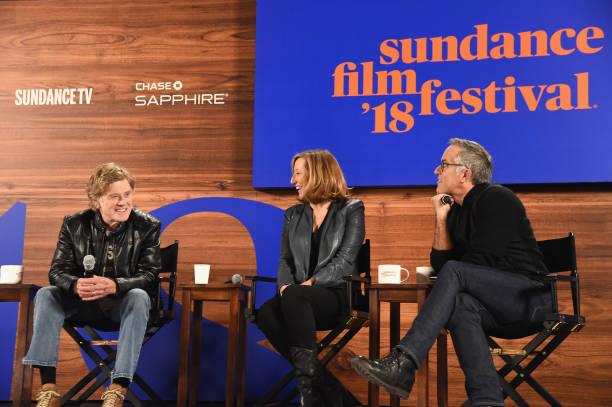 2018 Sundance Film Festival - Day One Press Conference:ニュース(壁紙.com)