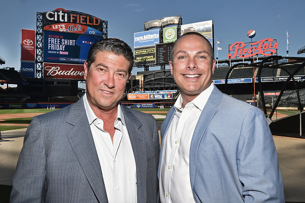 Milanese「East Coast Power & Gas Partners With New York Mets To Become A Sponsor And The Official Energy Supplier For The Baseball Team」:写真・画像(17)[壁紙.com]
