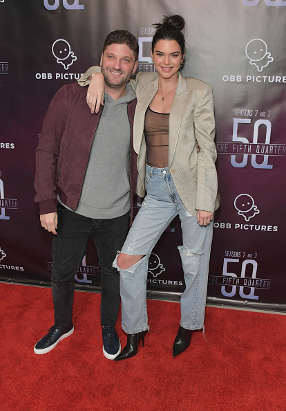 """Neilson Barnard「Premiere Of OBB Pictures And go90's """"The 5th Quarter"""" - Arrivals」:写真・画像(5)[壁紙.com]"""