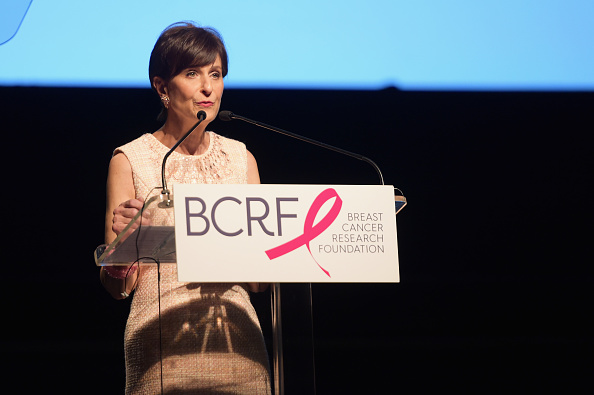 Breast「Breast Cancer Research Foundation New York Symposium and Awards Luncheon - Inside」:写真・画像(4)[壁紙.com]
